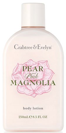 Crabtree & Evelyn Pear and Pink Magnolia Body Lotion (8.5 fl oz, 250ml)