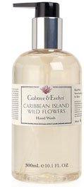 Crabtree & Evelyn Caribbean Island Wild Flowers Hand Wash (10.1 fl oz., 300ml)