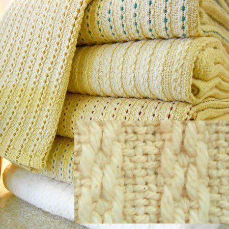 George Washington's Choice Blanket Full/Queen Antique