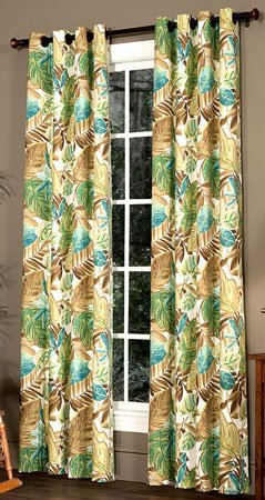 Brunswick Grommet Curtains