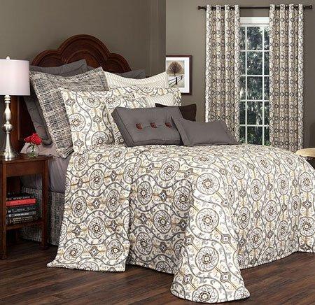 Izmir Queen Bedspread