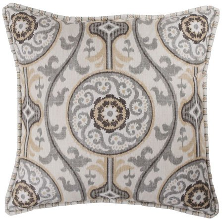 Izmir Reversible Square Pillow
