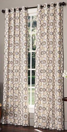 Izmir Grommet Curtains