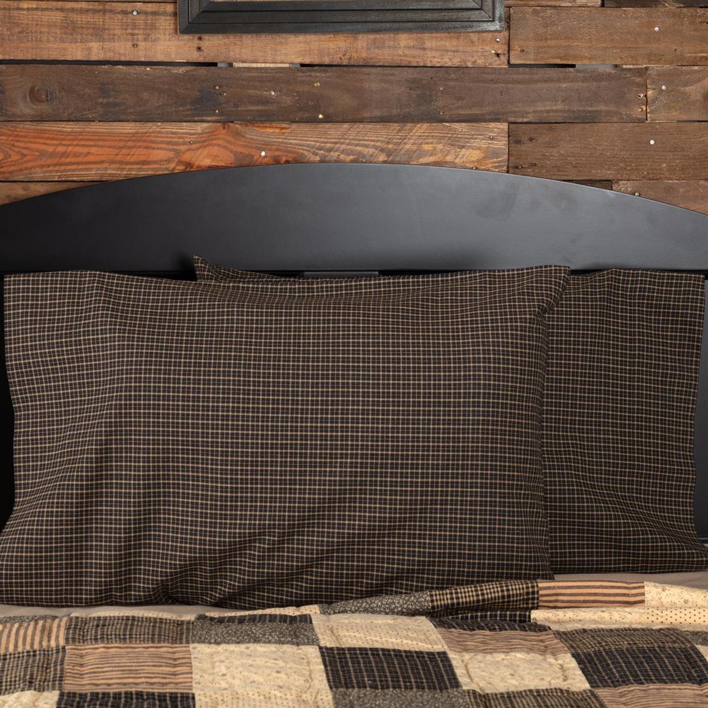 Kettle Grove Standard Pillow Case Set of 2 21x30