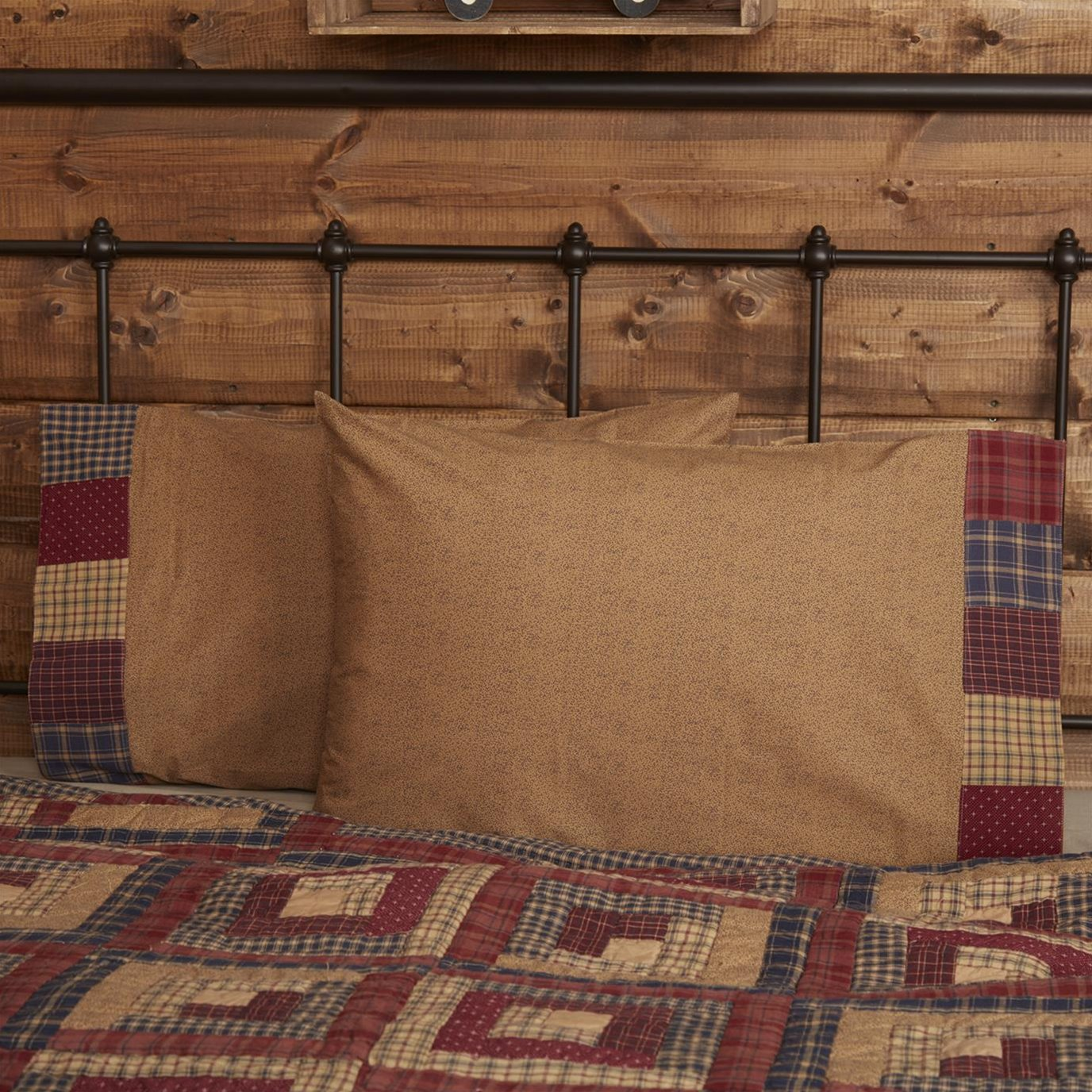 Millsboro Standard Pillow Case Set of 2 21x30