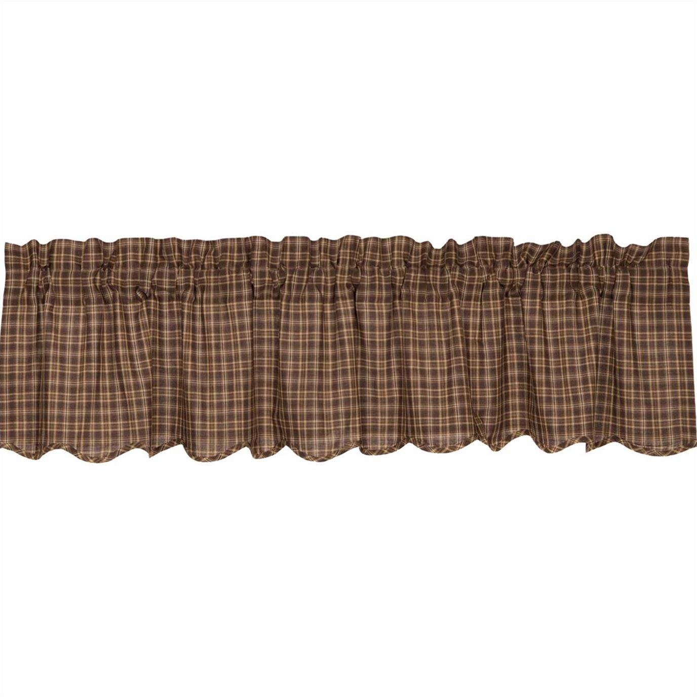 Prescott Valance Scalloped 16x72