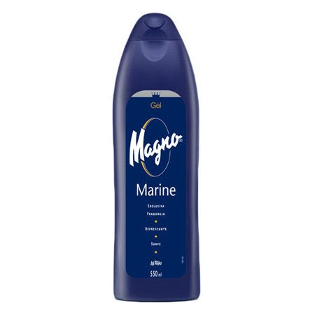 Magno Shower Gel Marine (18.6 oz, 550ml)