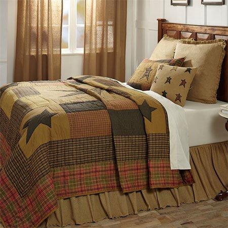 Stratton Luxury King Quilt Set