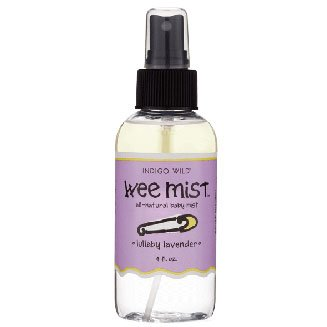 Zum Wee Mist Lullaby Lavender Aromatherapy Room and Body Spray (4 oz.)