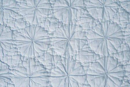 Blue Mara Twin Quilt