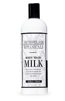 Archipelago Milk Collection Milk 16 oz. Body Wash