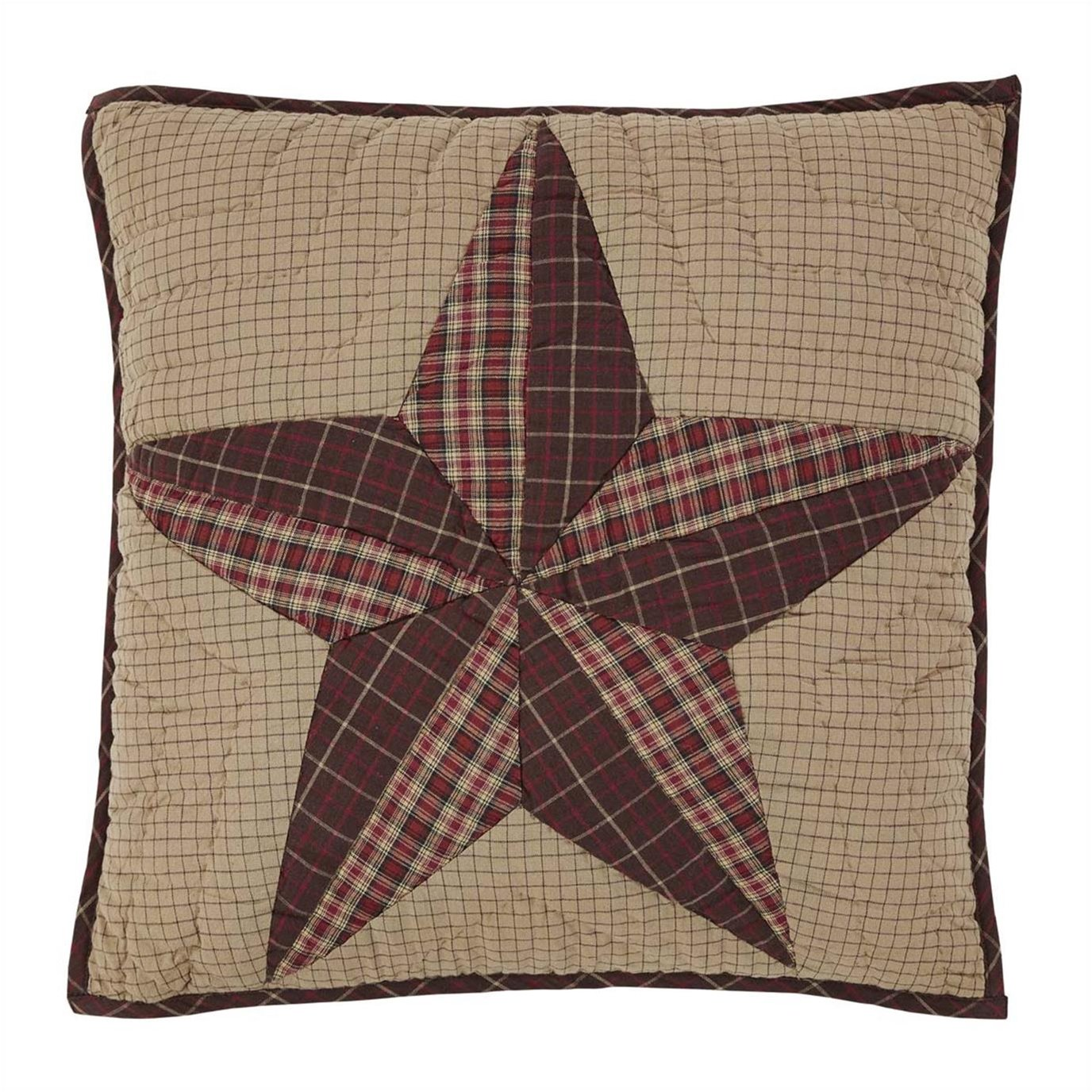 Landon Quilted Pillow 16x16