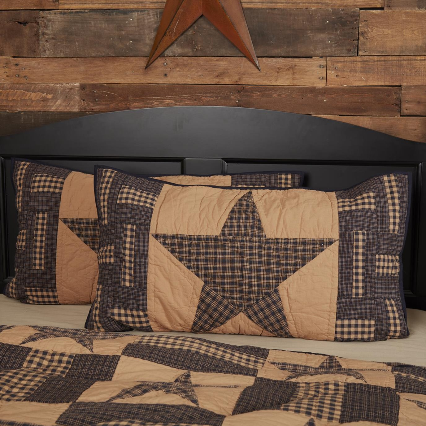 Teton Star King Sham 21x37