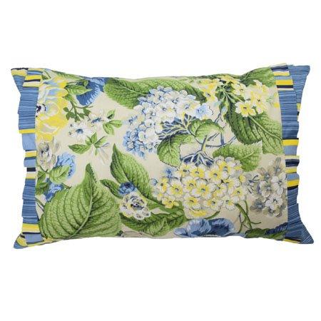 Floral Flourish 14x22 Main Print Decorative Pillow