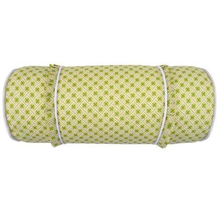 Emma's Garden 7x20 Decorative Neckroll Pillow