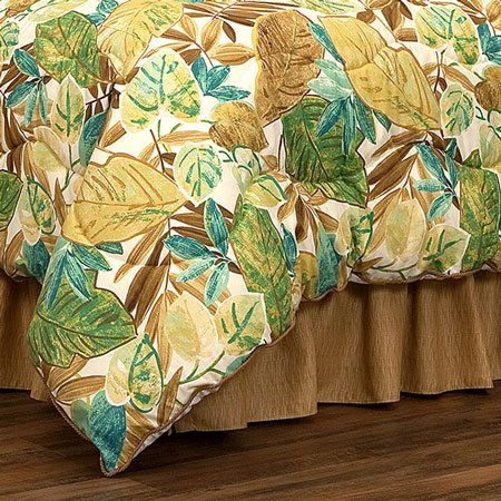 "Brunswick Twin 15"" Drop Bedskirt"