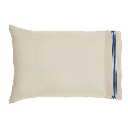 Charlotte Azure Pillow Case Set of 2