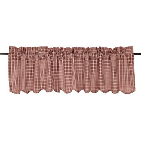 Independence Scalloped Valance