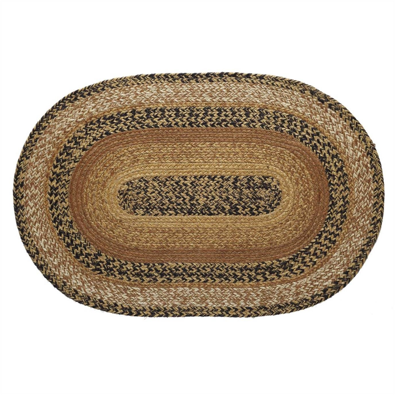 Kettle Grove Jute Rug Oval 20x30