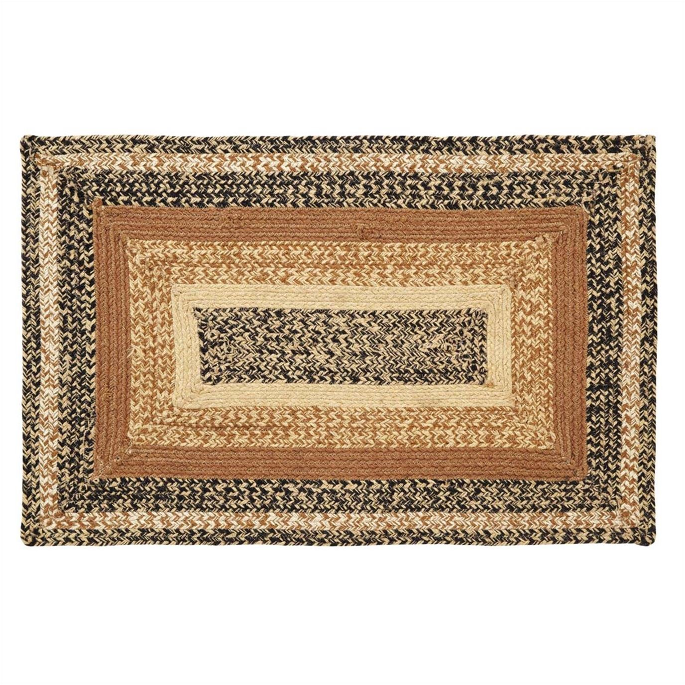Kettle Grove Jute Rug Rectangular 24x36