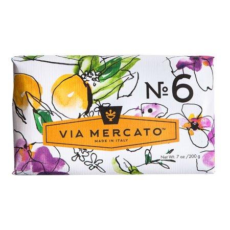 Via Mercato Soap No. 6