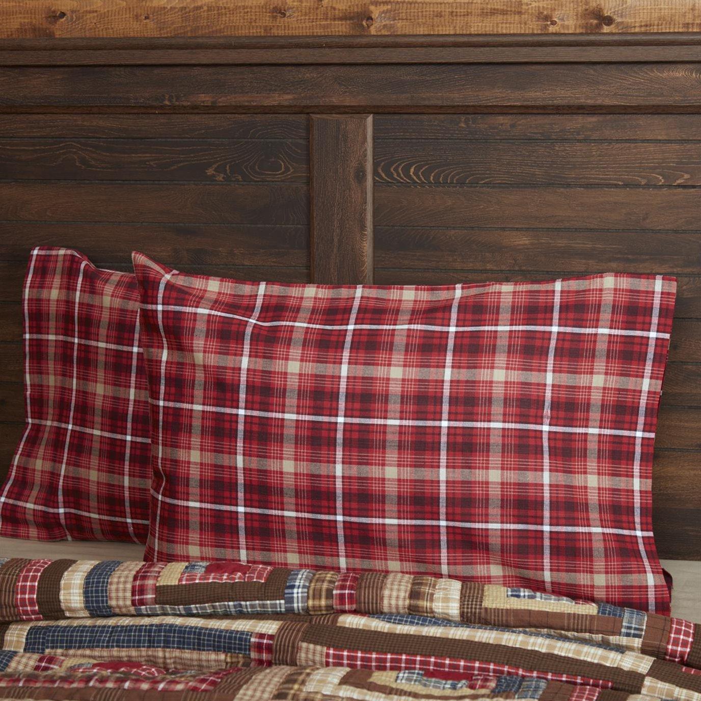 Braxton Standard Pillow Case Set of 2 21x30