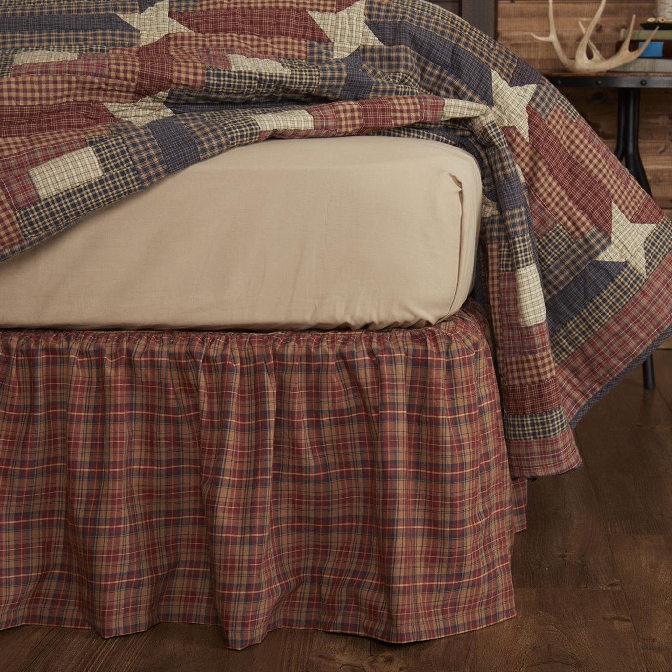 Parker Queen Bed Skirt 60x80x16