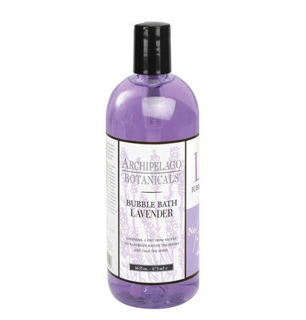 Archipelago Lavender Bubble Bath (16 fl oz)