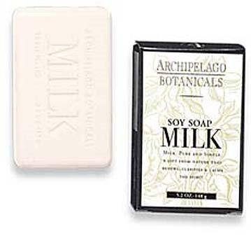 Archipelago Milk Collection Soy Soap