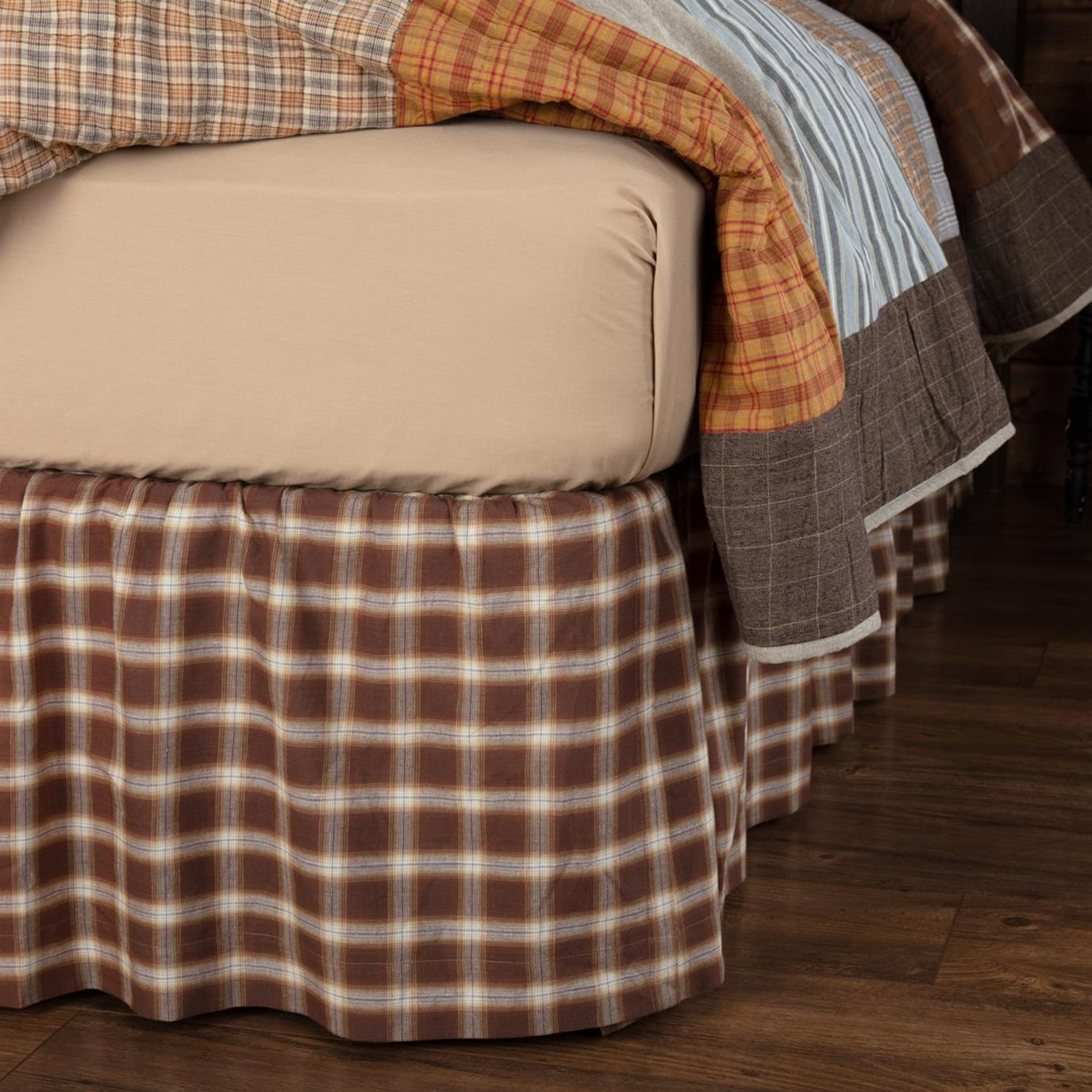 Rory Queen Bed Skirt 60x80x16