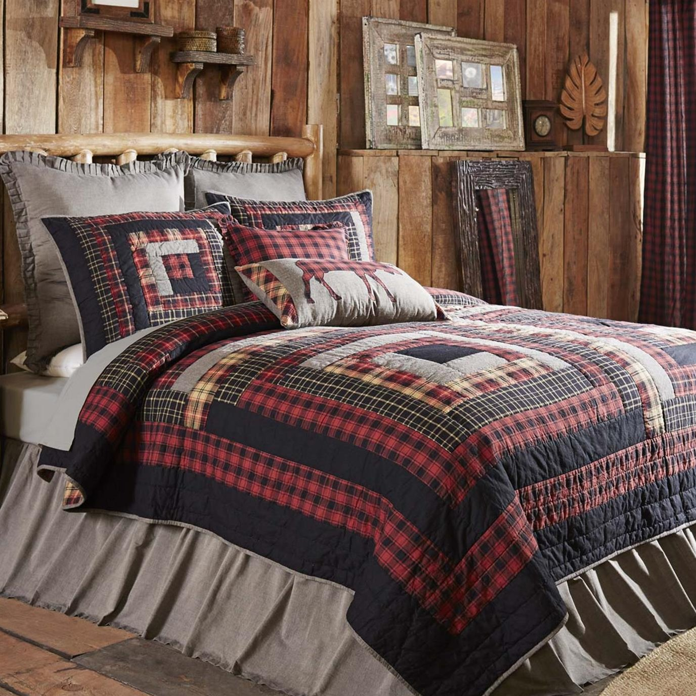 Cumberland King Quilt 105Wx95L