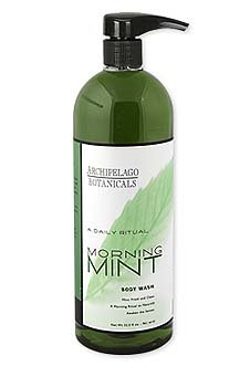 Archipelago Morning Mint 33 oz. Body Wash