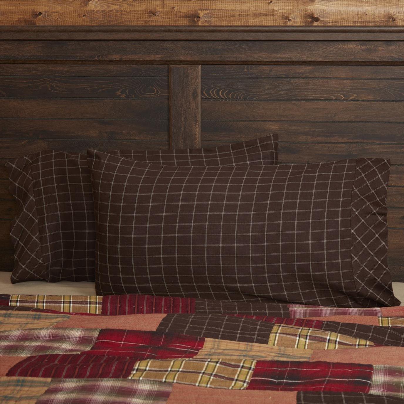 Wyatt Standard Pillow Case Set of 2 21x30