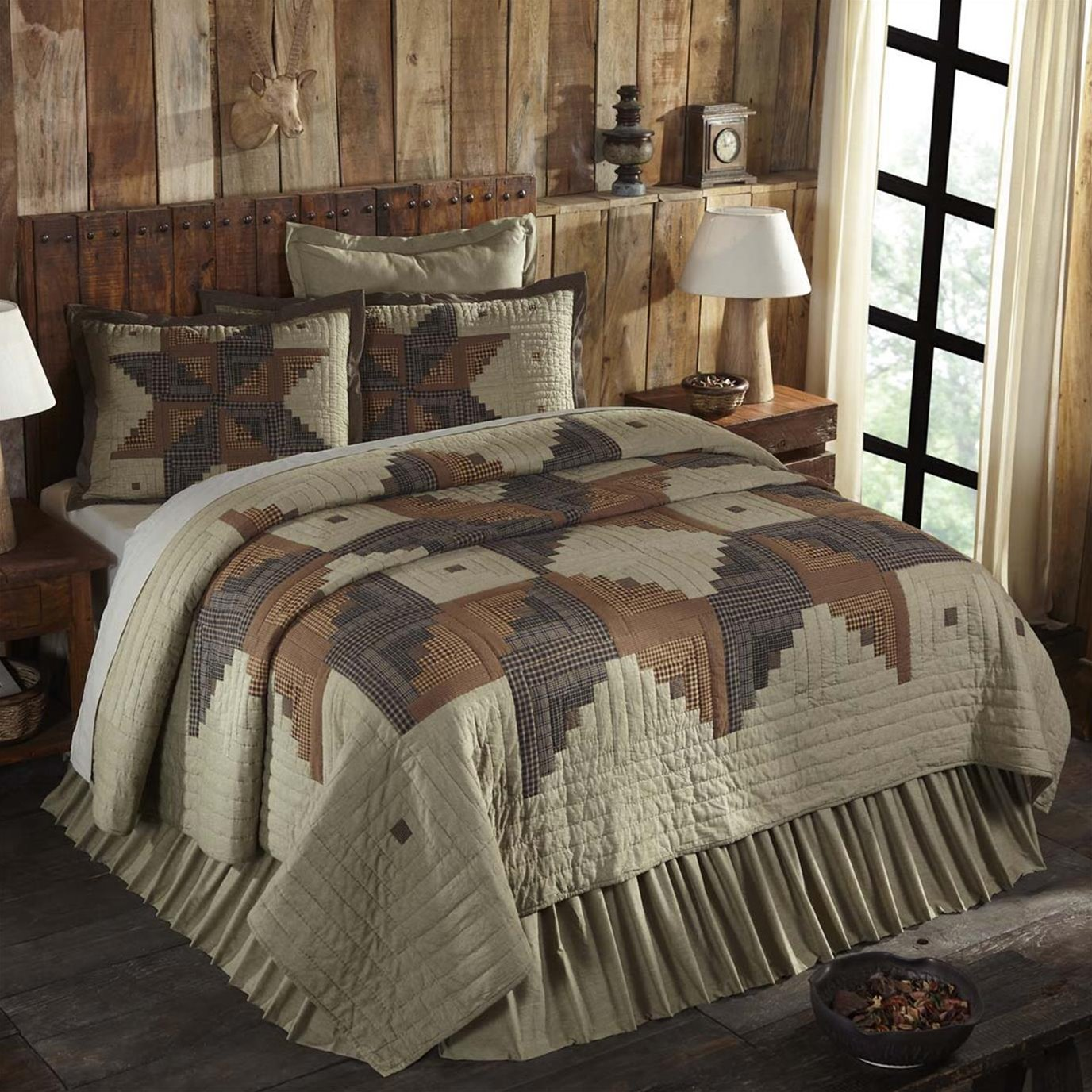 Novak Twin Quilt 70Wx90L