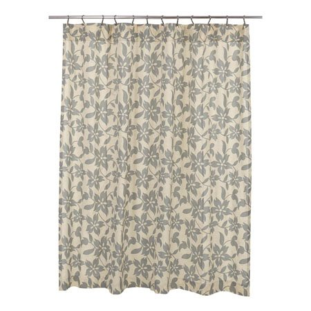 Briar Sage Shower Curtain