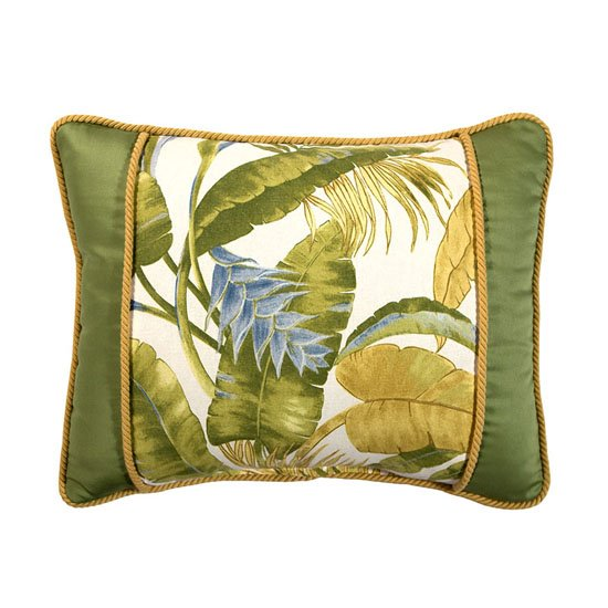 Cayman Breakfast Pillow