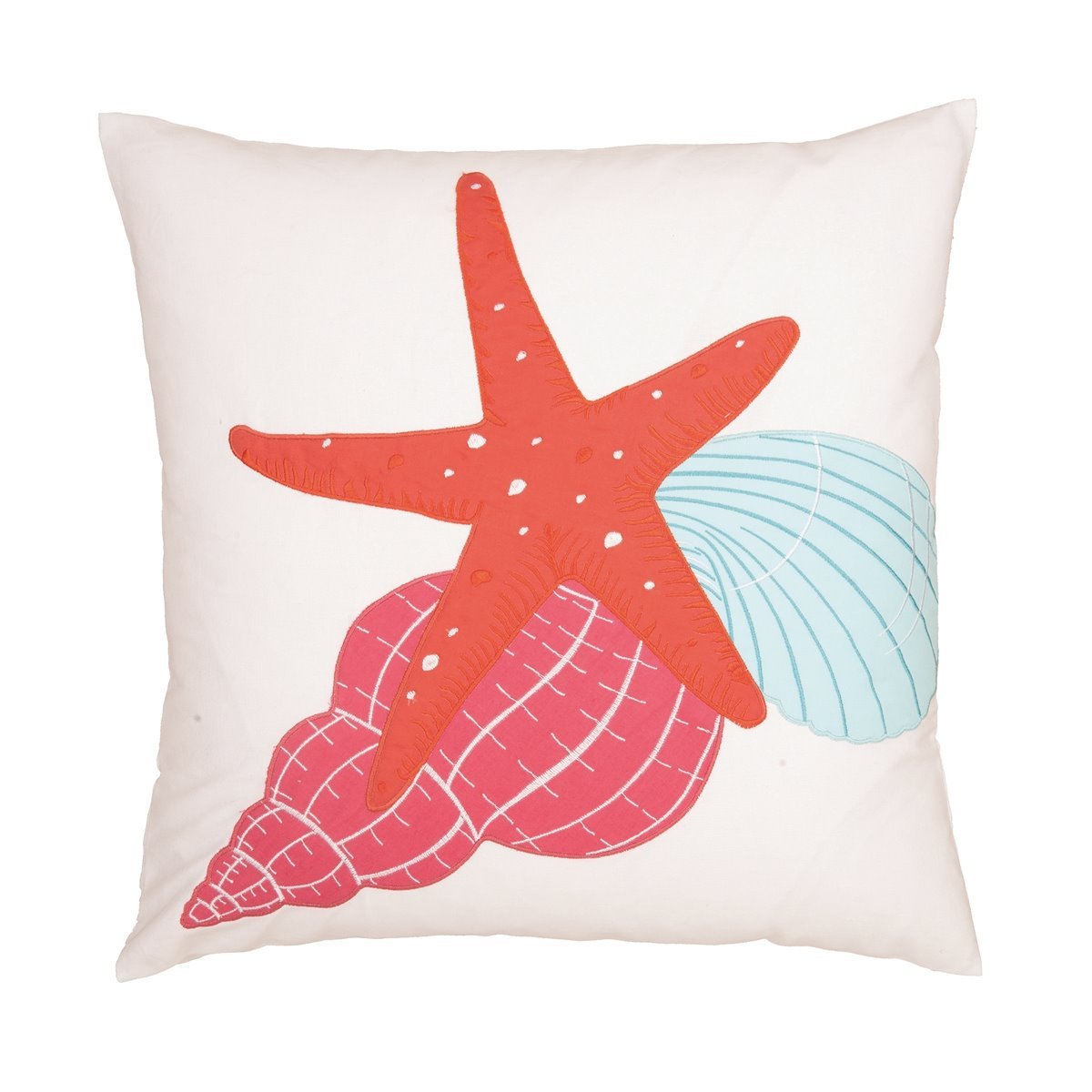 Starfish Trio Pillow