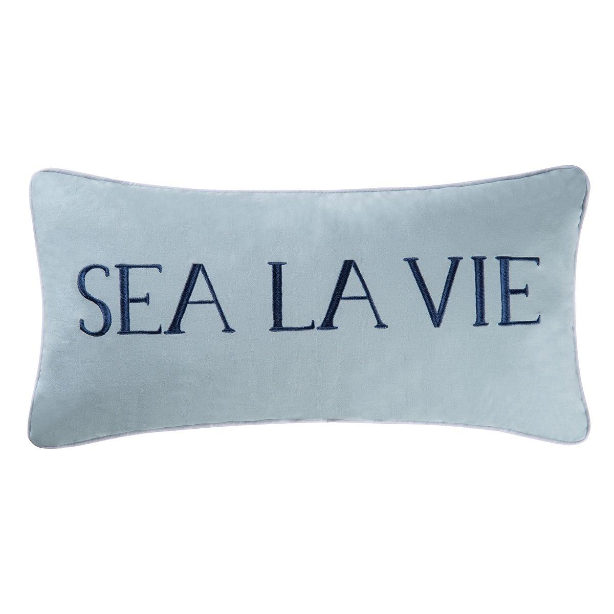 Sea La Vie Pillow