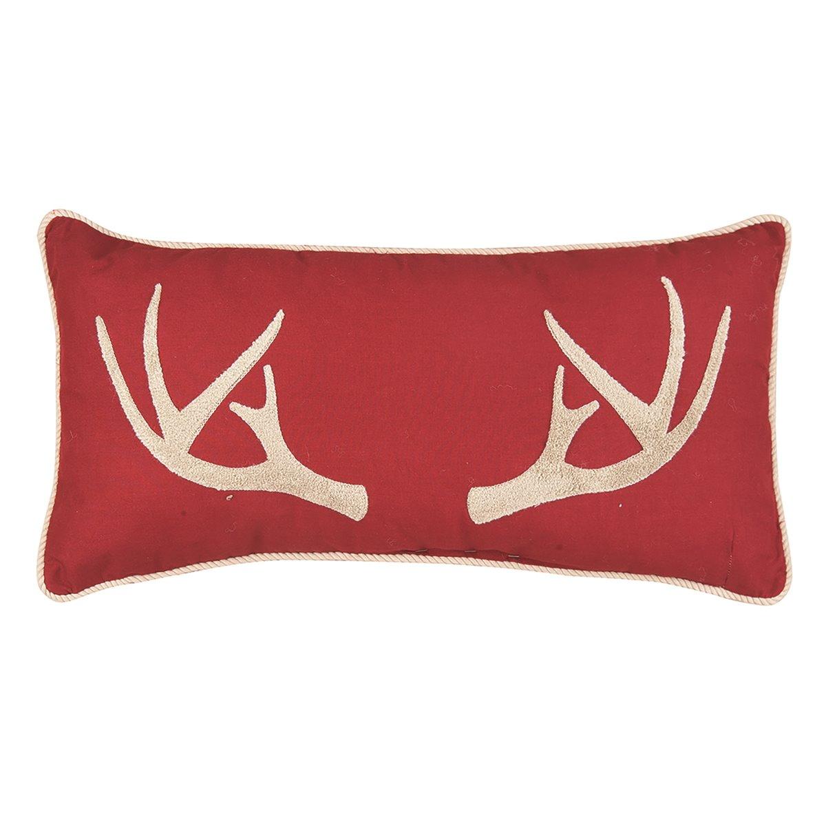 Tufted Antler Pillow