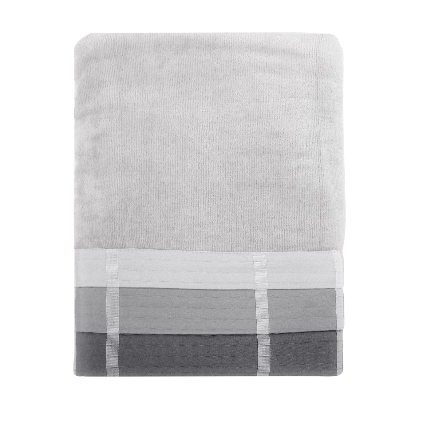 Fairfax Bath Towel Black 52X27