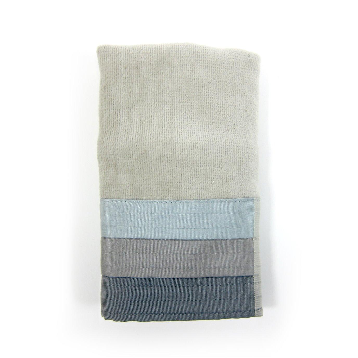 Fairfax Fingertip Towel Slate 11X18