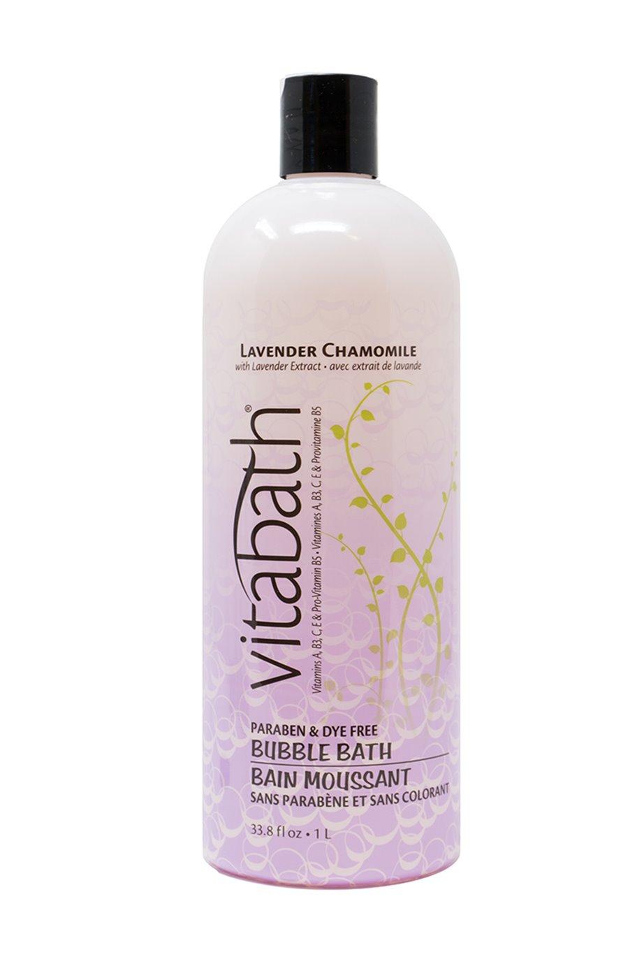 Vitabath Lavender Chamomile Bubble Bath (33.8 fl oz)