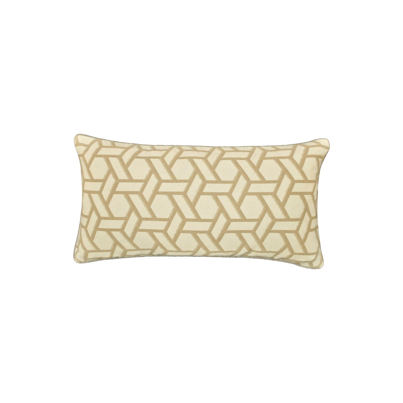 Biccari Geometric Throw Pillow