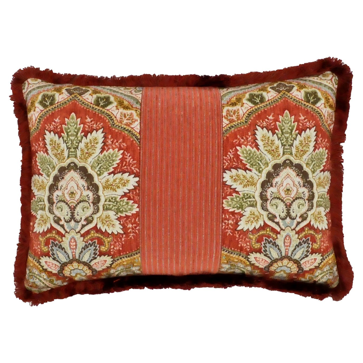 Harrogate Paisley Breakfast Pillow