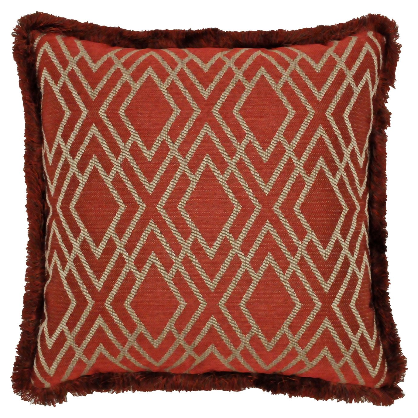 Harrogate Geometric Throw Pillow