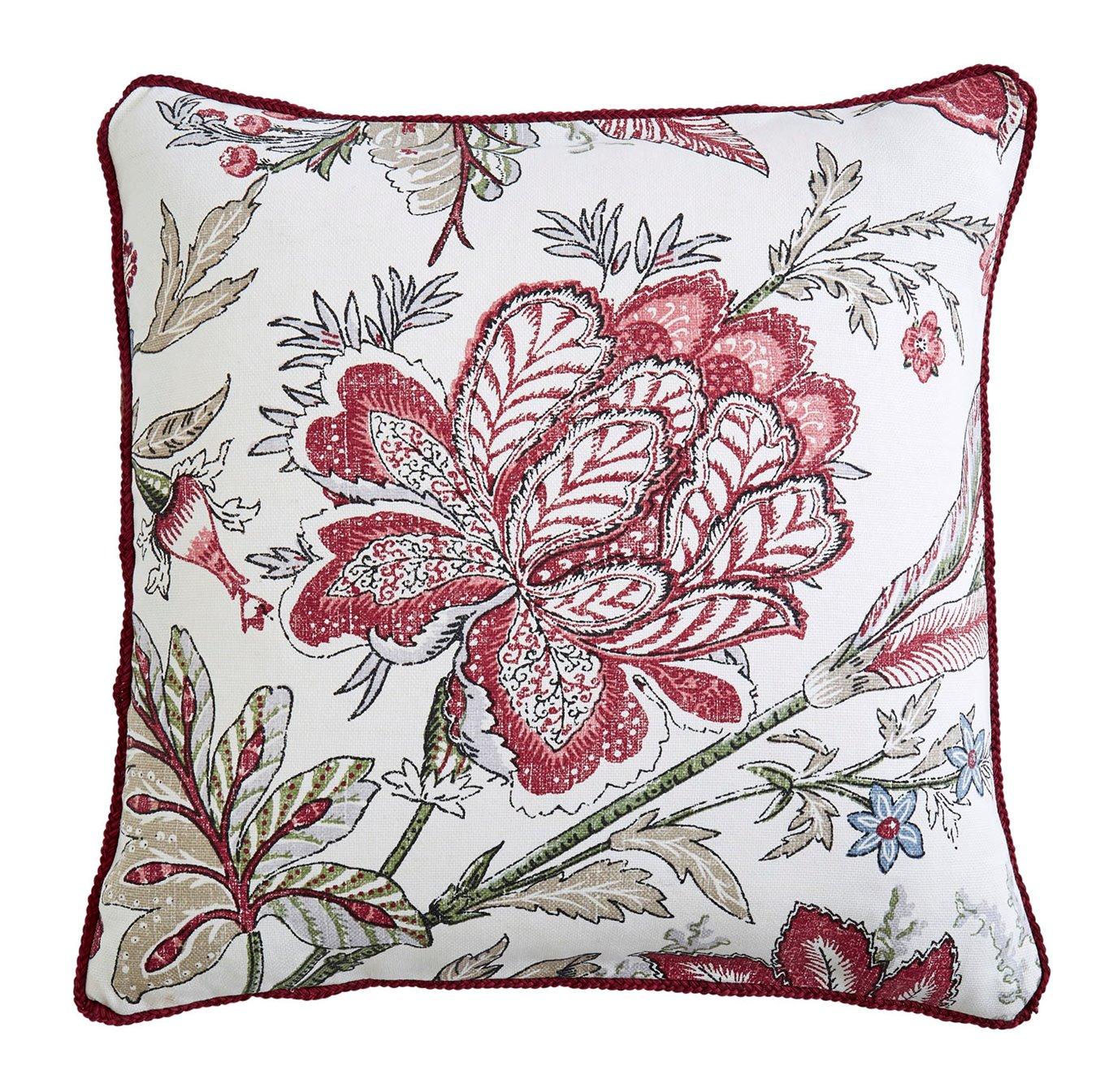 Izabelle 18X18 Decorative Pillow