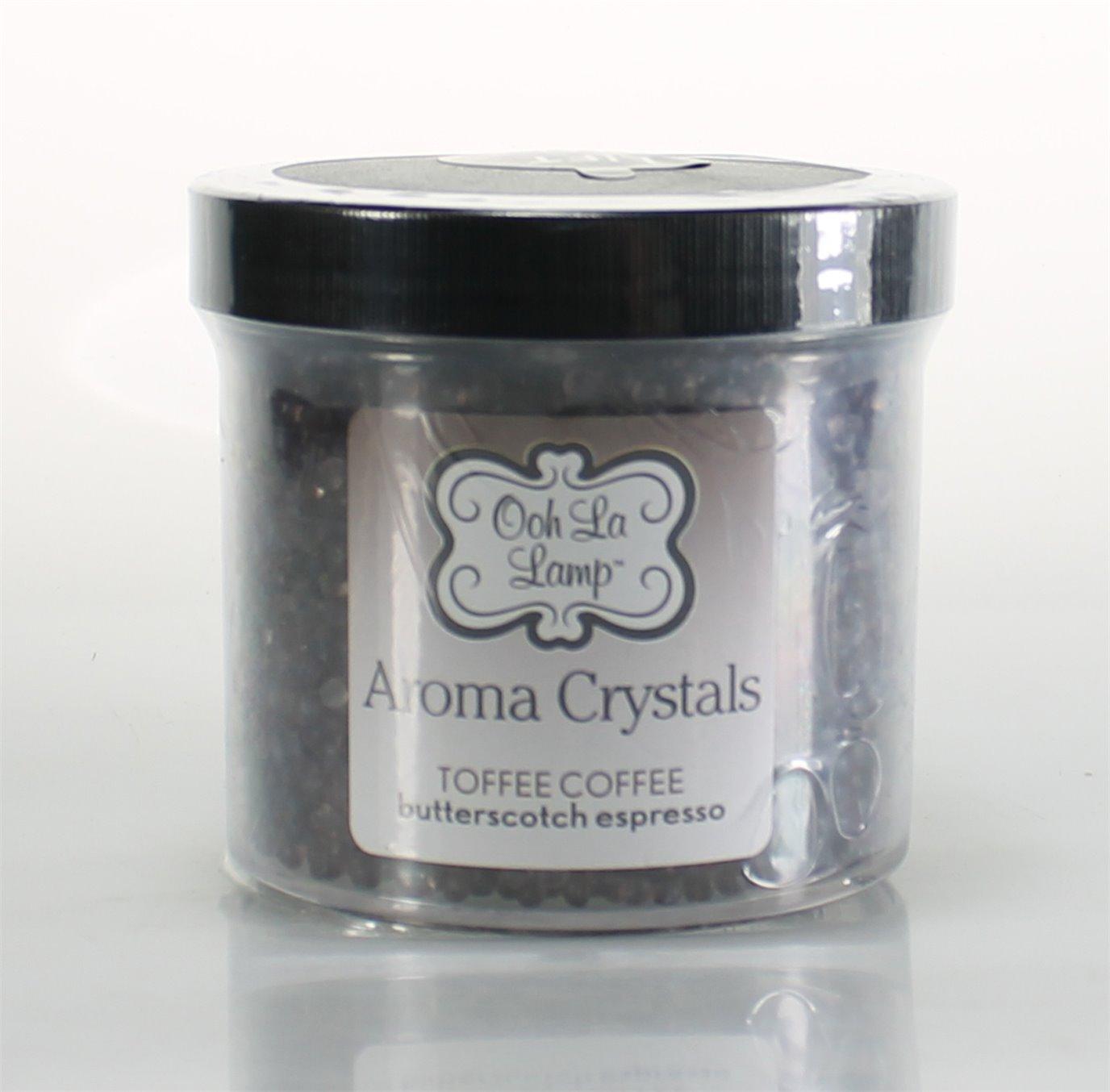 La Tee Da Ooh La Lamp Aroma Crystals Fragrance Toffee Coffee