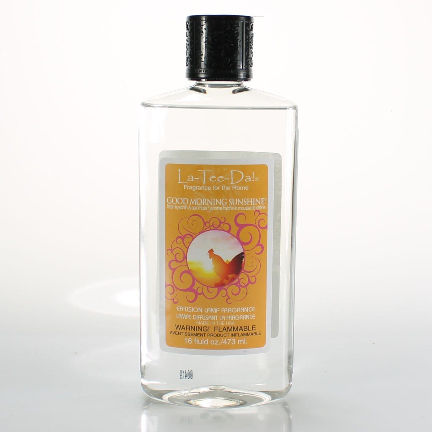 La Tee Da Fuel Fragrance Good Morning Sunshine (16 oz.)