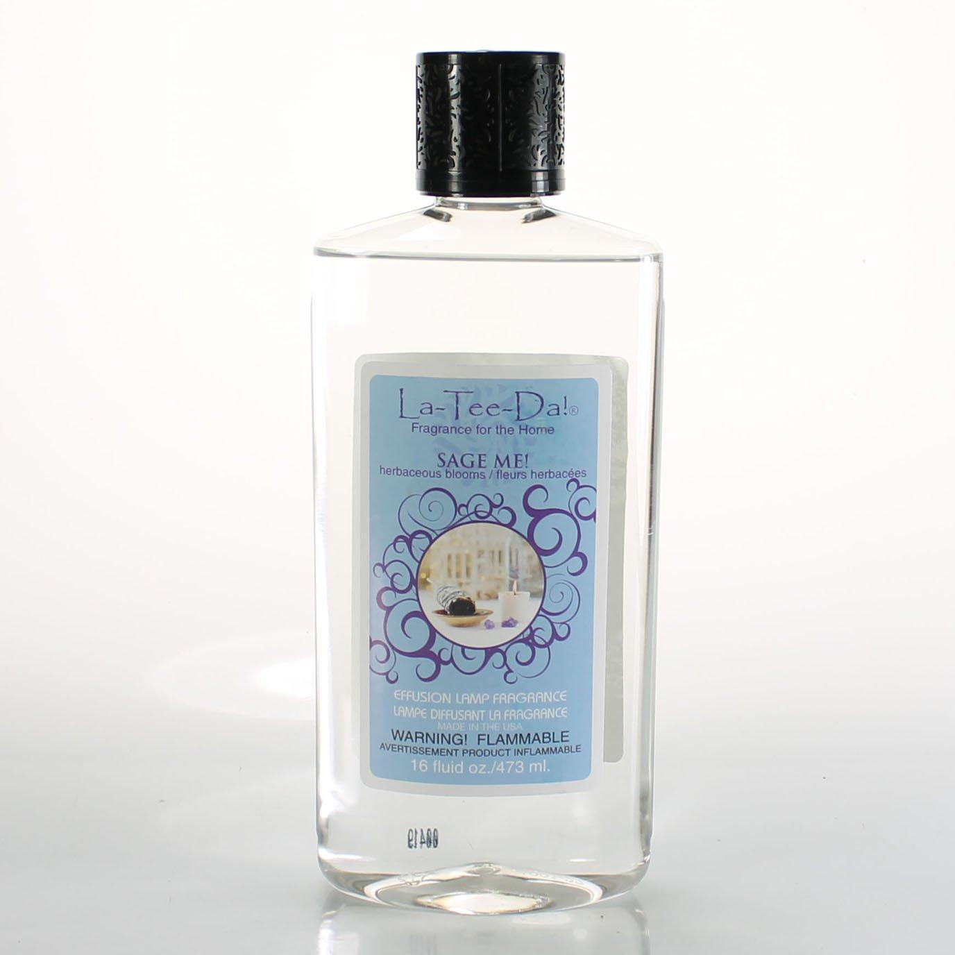 La Tee Da Fuel Fragrance Sage Me! (16 oz.)