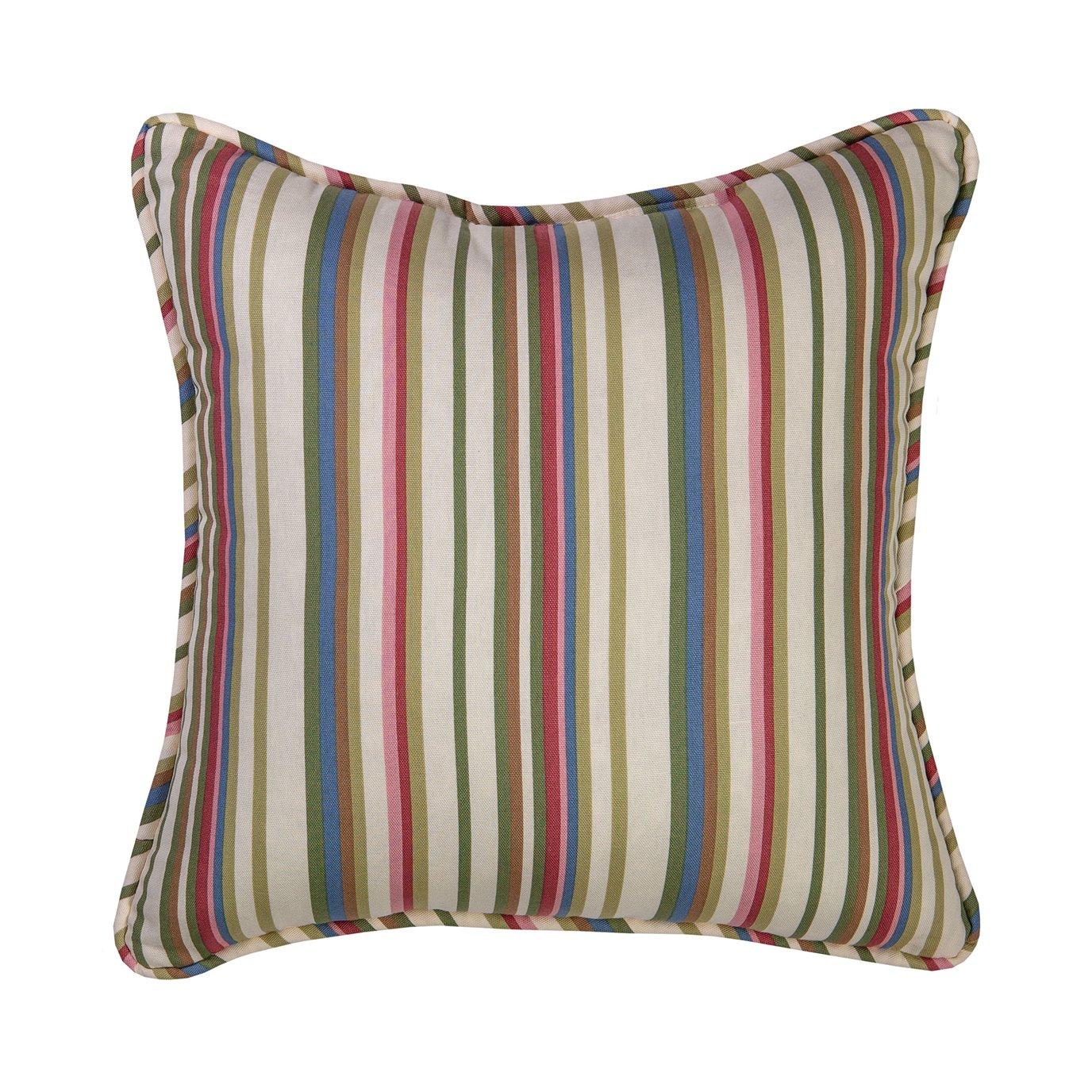 Hillhouse Square Pillow - Stripe
